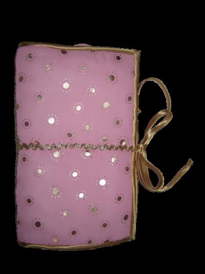 Pink Silk Case Front