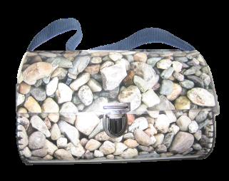 river stone tumbler